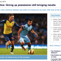 Talking Tactics – Is Possession All It's Cracked Up To Be?